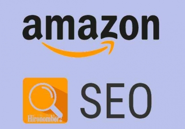 Give your Amazon product ranking 1st page on Search Engine Optimization