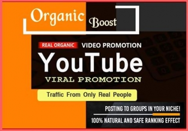 HQ Non Drop Video Views Promotion Safe Super Fast Speed