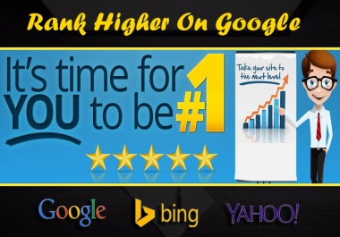 Boost Website Ranking On Google With Authority Premium Blogs
