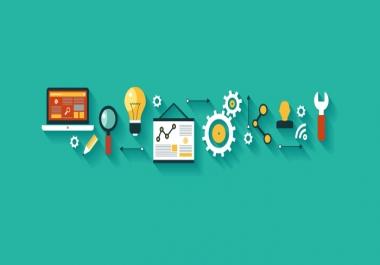 Write & publish 3 guest blog DA 96, 72, 64 sites with dof. Link