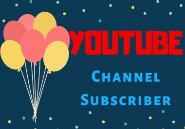 Real Youtube social media promotion pack from USA,France And Worldwide Delivery Within 2-24 hours