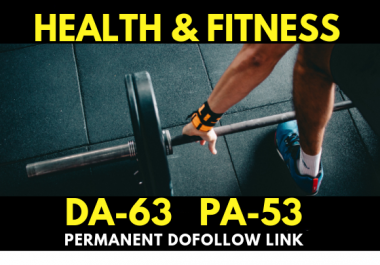 Guest Post On Da63 Health And Fitness Blog selfgrowth.com