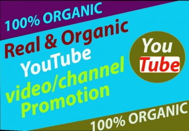 Get Super-Fast YouTube Video Promotion Via Social Media marketing