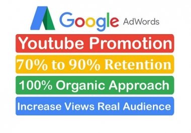 Instant YouTube video promotion Social media marketing by real users