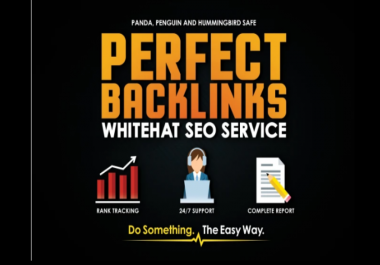 Rank higher on google with safe high da SEO contextual backlinks