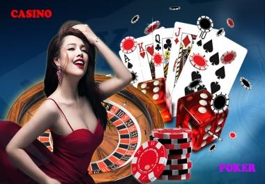 PBNs Post 500 quality Casino, Gambling, Poker & Judi Online Permanent Contextual Links