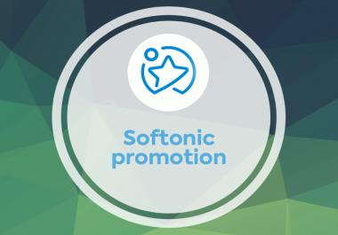 Safe Softonic promotion instantly