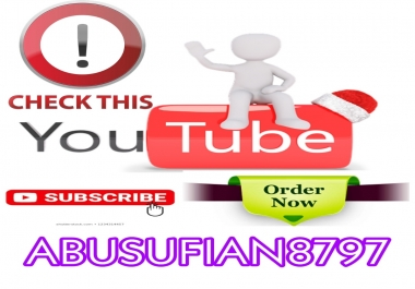 Manually Add Non drop You Tube or Video Promotion