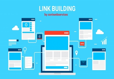 SEO Campaigns link building for your website