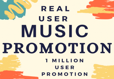 Music Promotion Will Send Millions Of People To Your Music Link
