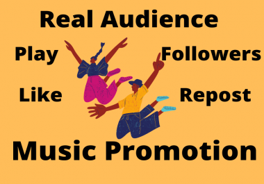 Get Music Promotion Service and Grow Your Music Audience