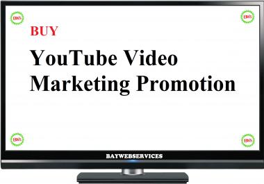1K U-TUBES Videoo Marketing Promotion Guarantee