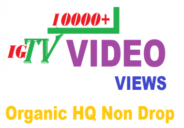 Organic HQ Real and Non Drop instant social services professionally