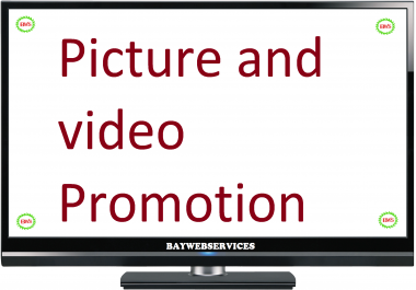 Natarully Picture and video promotions