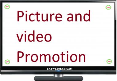 I will do Natarully social media promotions