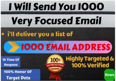 1.000 German Optin Email Adress List - Online Casino Real Money Player