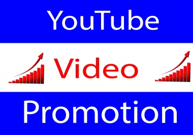 Fast YouTube Video Marketing and Social Media Promotion