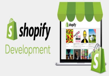 Profitable Shopify Website Or Shopify Store Design