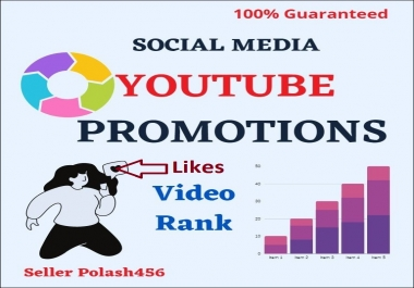 Social YouTube Promotion Very Fast Rank