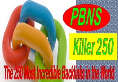 Kill your Competetor with 250 Plus PBNs Casino Gambling Poker Judi Related High DA Network
