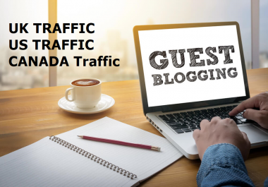 Promote Sponsored/Guest Posts on a website With US/US/CAD Traffic