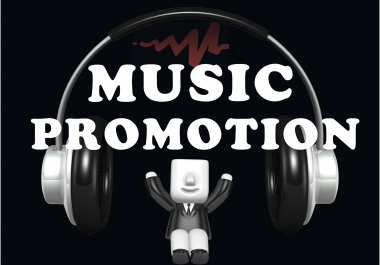 High Quality Music Promotion Through Real Engagement