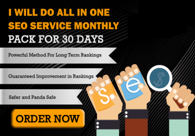 Affordable SEO Packages & Monthly SEO optimize website rank improve