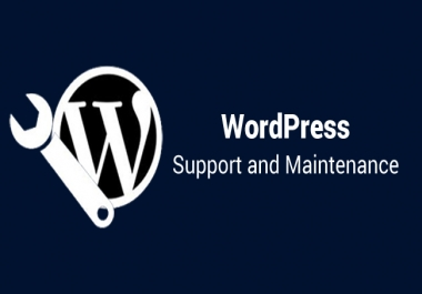 WordPress Support - Installing,Theme,Plugin,HomePage,Form,Post,SEO,WooCommerce