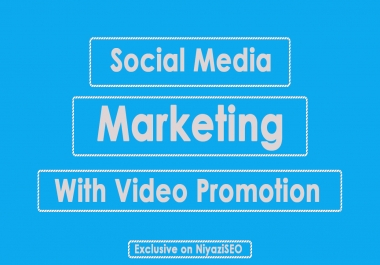 Youtube Video Promotion With Social Media Promotion