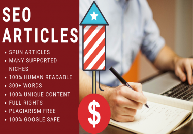 Create 300 Words High Quality Human Readable SEO Article