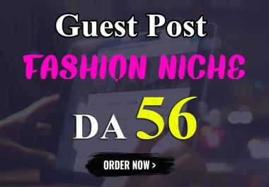 I will Write & Publish a Guest Blog On Fashion Blog Fashionistaloves DA-56