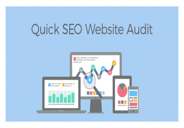 I do Website Manually Audit of SEO Optimization