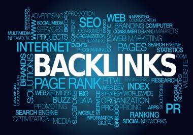 Create 5 High quality Backlinks To Skyrocket your website