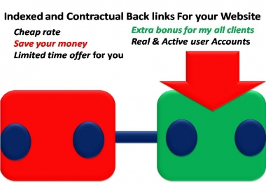 Boost your site with 1000 Indexed Backlinks