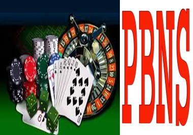 Boost Ranking with 354 Casino PBN Links- Casino / Gambling / Poker / Betting / sports sites