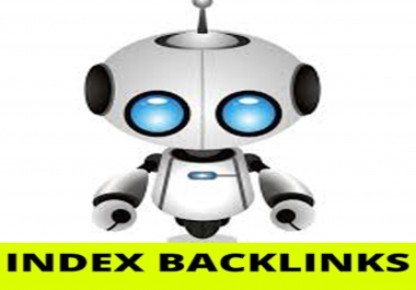 Rank with 250 High Quality Indexed and Contractual Back links