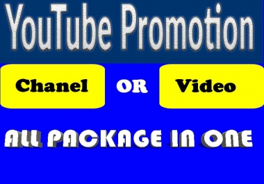 YouTube Video Promotion High Retention Drip feed