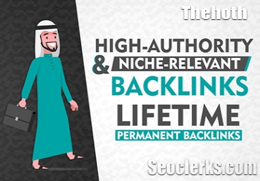 High quality white hat dofollow SEO backlinks