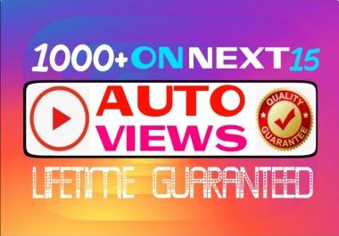 Provide HQ and Non Drop Social auto video Service Professionally
