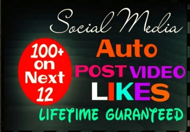 Add 1000+ Worldwide Super fast HQ Auto Social Media Service Instantly