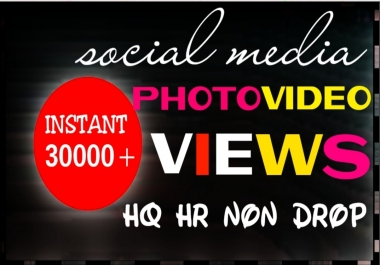 Add 30000+ worldwide video promotion professionally