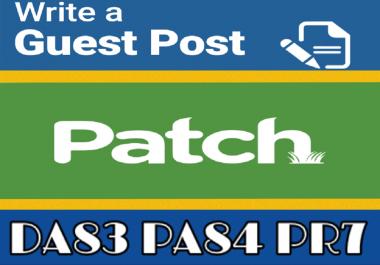 Publish a premium Guest Post on USA News Site DA81 PA84 TF42 CT46