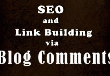Do 40 Niche Relevant Blog Service. We Work Hard For Your Success