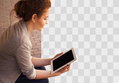 Remove per image Background with Adobe Photoshop CS6