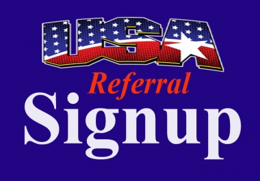 Manually 10 Worldwide registration / sign up Referral signups with real email confirmation