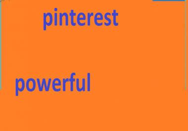 Great Top 300 pinterest Powerful Platform social signals HIGH PR