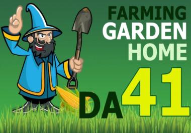 guest post on da 41 garden farming health home blog