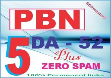 5 Permanent Powerful Home Page PBN - High Quality that will Boost your Ranking ON GOOGLE