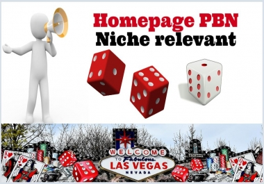 Latest 300 Permanent Powerful Home Page PBN - High Quality that will Boost your Ranking ON GOOGLE