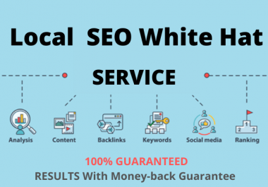 Rank Local Business on Google First Page Or Money Back Guaranteed